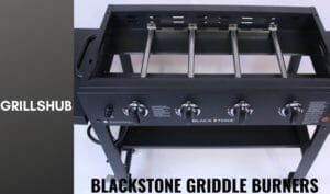 Cleaning Of Blackstone Griddle Burners