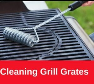 Cleaning Rusty Charcoal Grill Grates