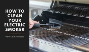 How To Clean Your Electric Smoker