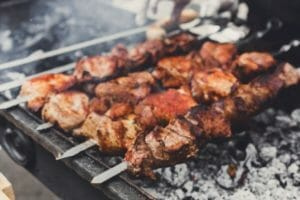 How To Start A Charcoal Grill3