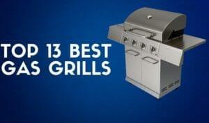Top 13 Best Gas Grills