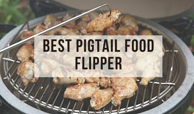 Best Pigtail Food Flipper