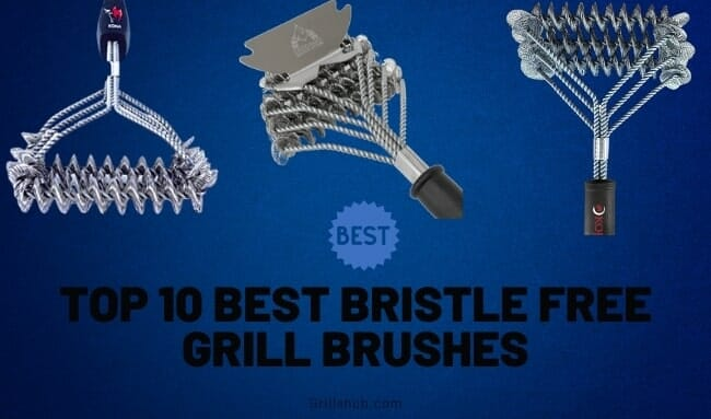 Best Bristle Free Grill Brushes