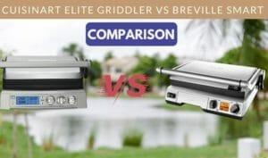 Cuisinart Elite Griddler Vs Breville Smart Grill1