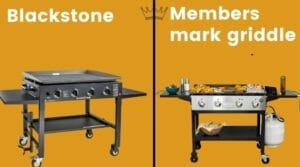 blackstone vs members mark griddle