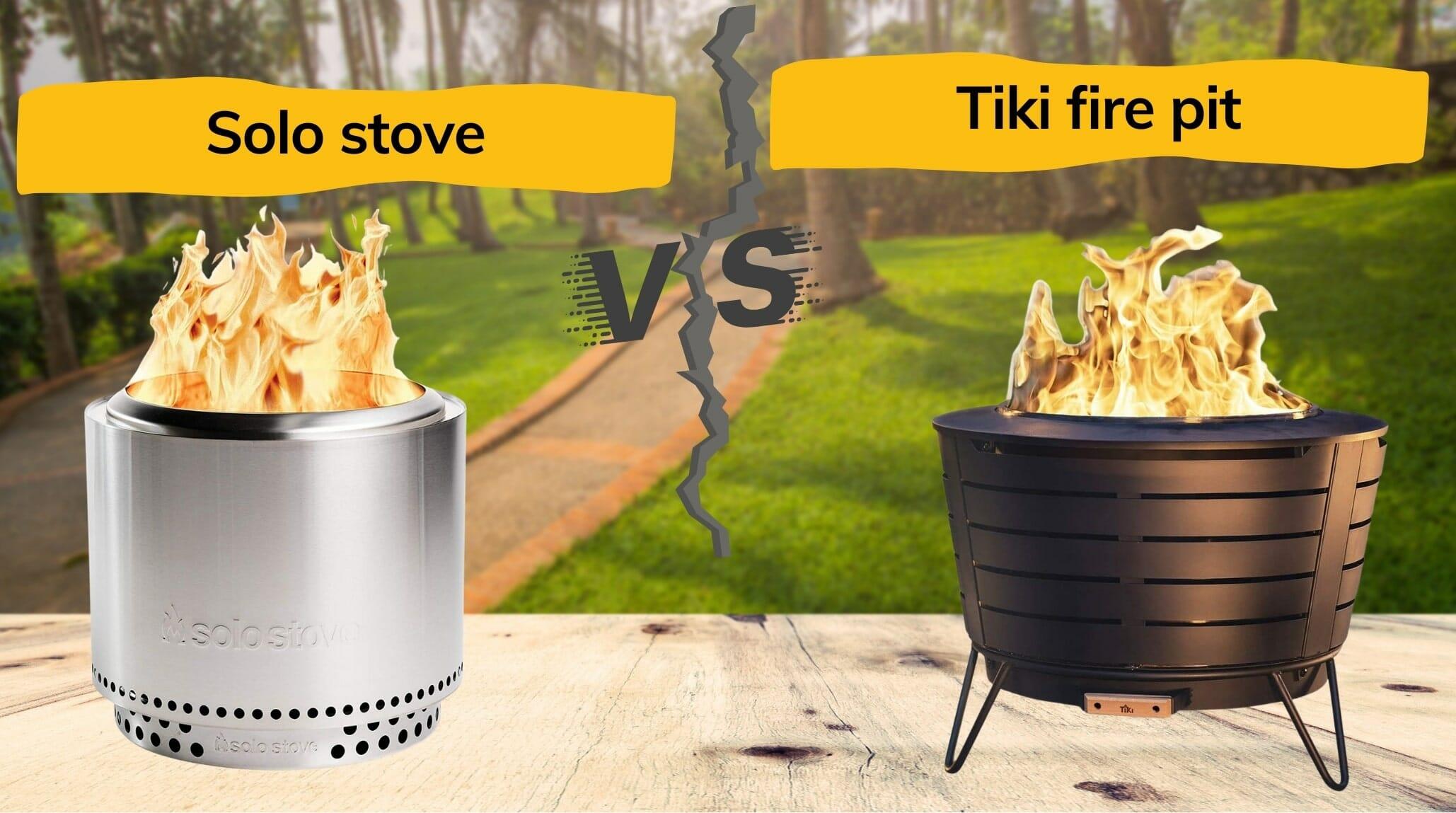 solo stove vs tiki fire pit