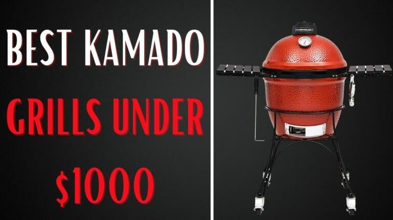 best kamado grills under $1000