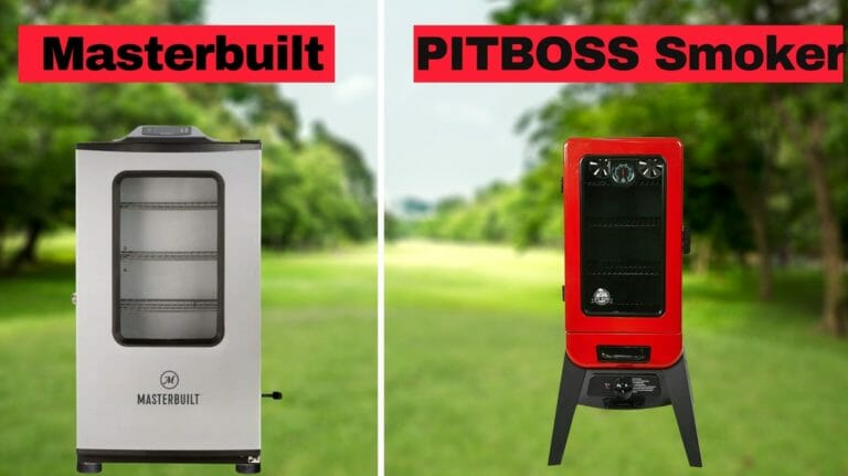 pit boss vs masterbuilt electric smoker