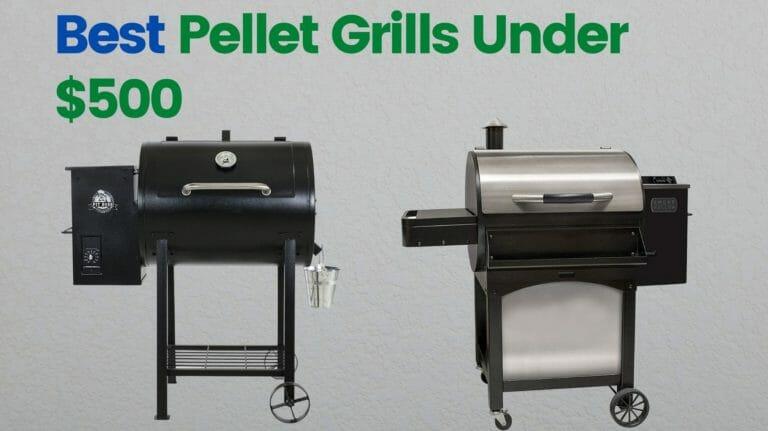 best pellet grills under $500