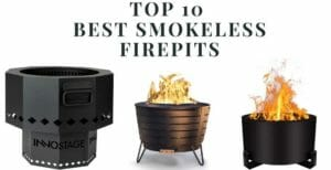 top best smokeless firepits