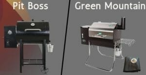 pit boss vs green mountain