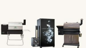 best electric smoker with automatic feeders