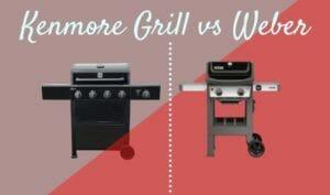 kenmore grill vs weber
