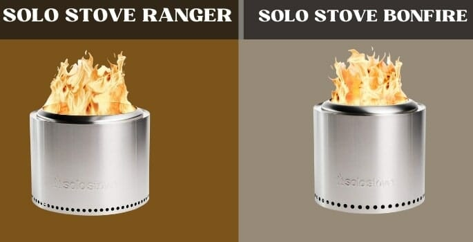 solo stove ranger vs bonfire