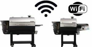 wifi electric smoker