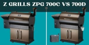 z grills zpg 700c vs 700d