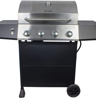 Cuisinart Cgg 7400 Propane, 54 Inch, Full Size Four Burner Gas Grill